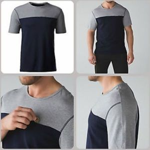 Men's Lululemon in your element short sleeve